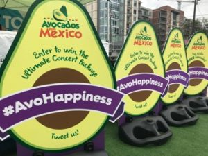 #AvoHappiness at SXSW